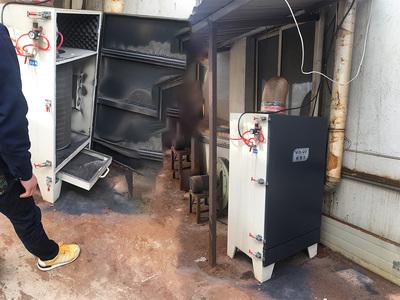 工厂打磨用除尘器
