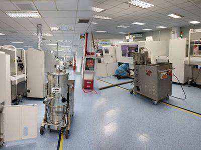 机械设备厂设备配套使用