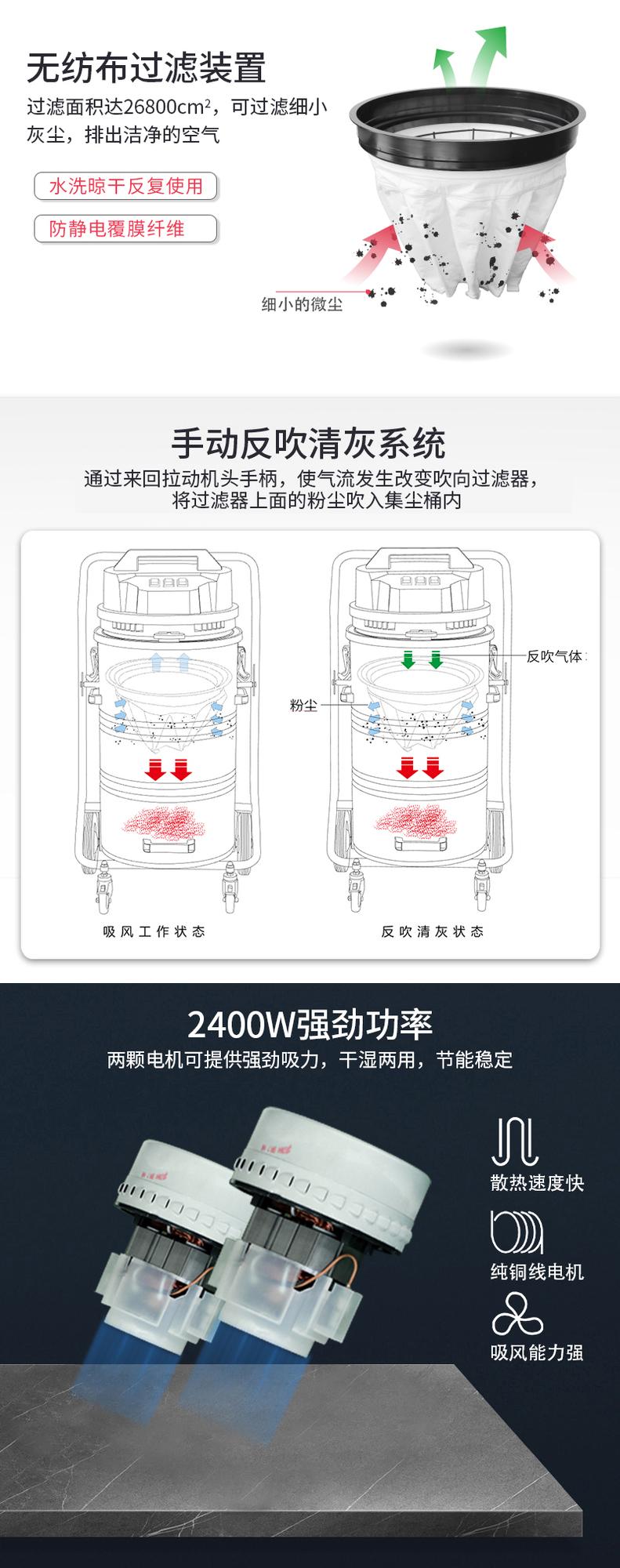 220v大功率生产厂家滤芯